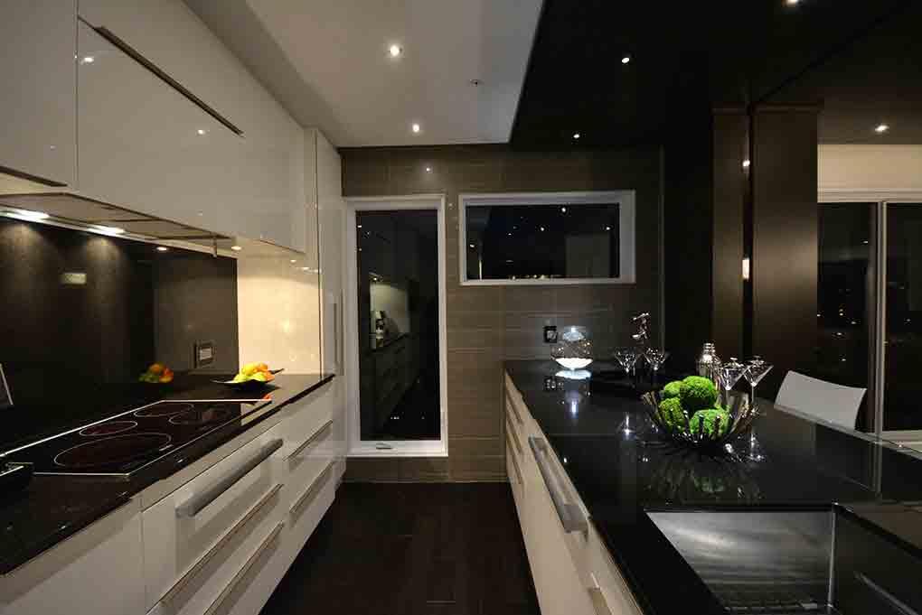 Condo cuisine design haut de gamme sc designer d 39 int rieur - Cuisine design haut de gamme ...