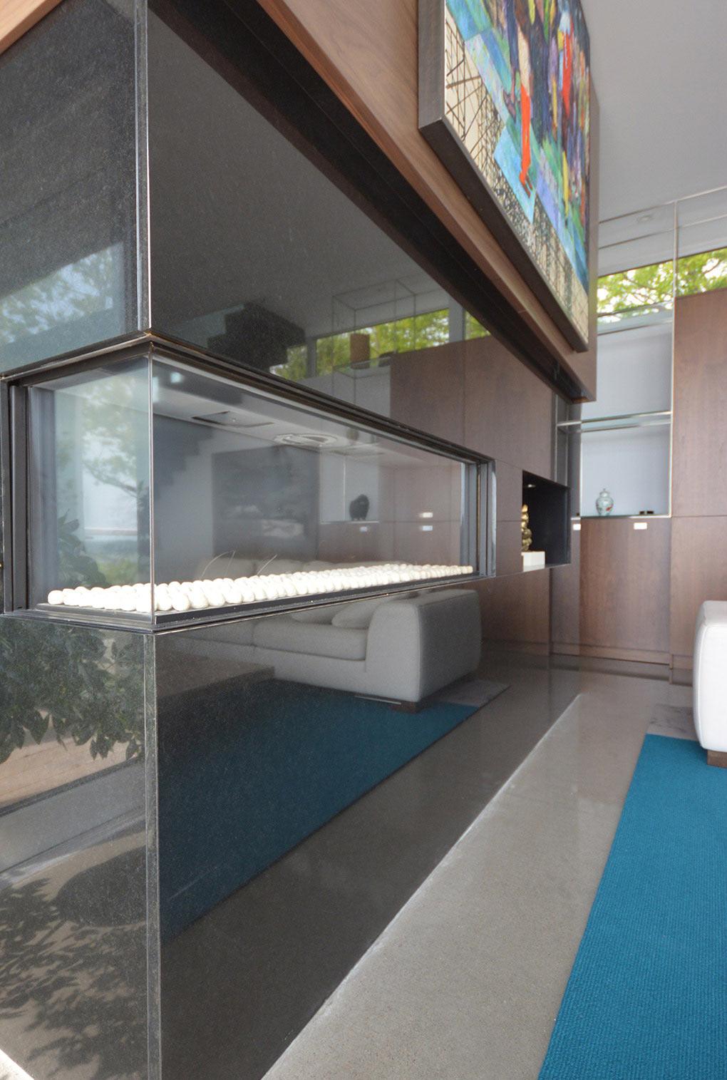 Foyer au salon sc designer d 39 int rieur for Design d interieur entreprise