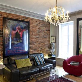 Design intérieur - Maison couverte d'art - Article Le soleil cahier Maison