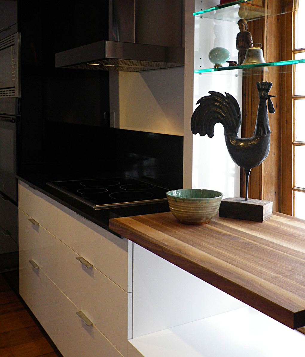 Rénovation clé en main -Design Cuisine