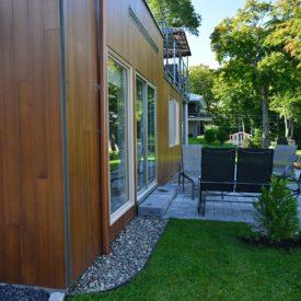 Rénovation d'une maison bi-générationnelle ou intergénérationennelle