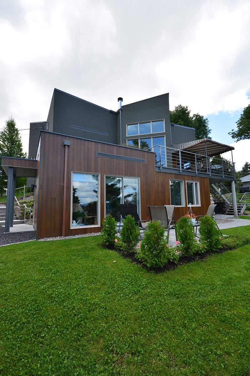 construire une extension de maison avec un designer d 39 int rieur. Black Bedroom Furniture Sets. Home Design Ideas