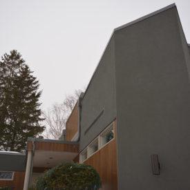 Rénovation - design d'une facade