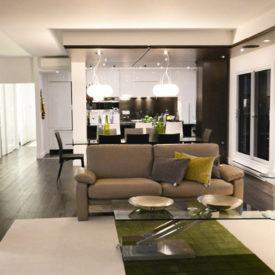 Salon et salle de séjour haut de gamme