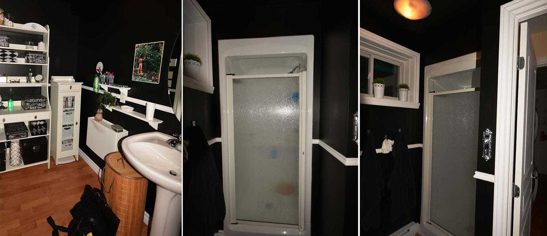 Avant Rénovation - Salle de bain